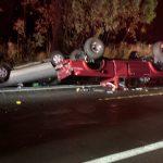 4-Car Crash on Highway 190 Sends 6 to Hospital