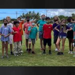 Fifth-Graders at Kona Pacific Charter School Tackle 5K Race in Virtual Run Series