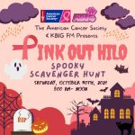 Pink Out Hilo Offers Halloween Fun, Raises Breast Cancer Awareness